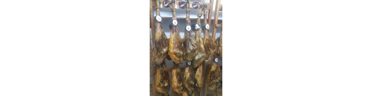 """Great Selection"" Iberian Ham"